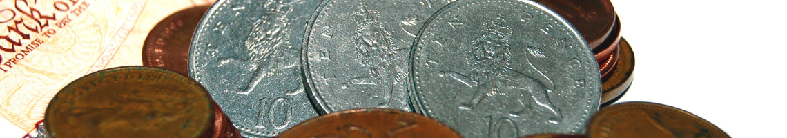 Three Lions on Coins